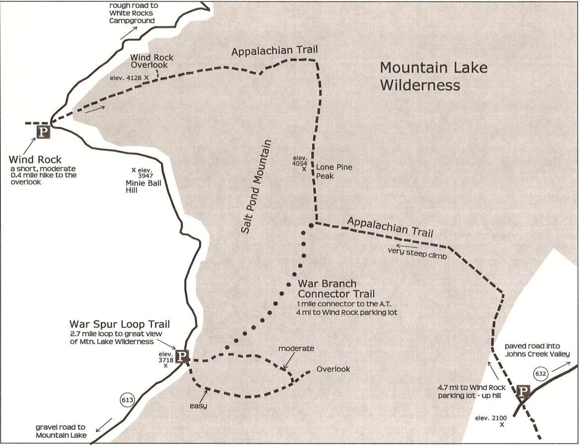Hiking Trails – Virginia\'s Mountain Playground™