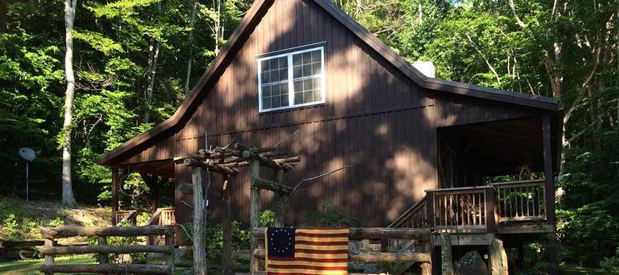 Buck Lare Cabin