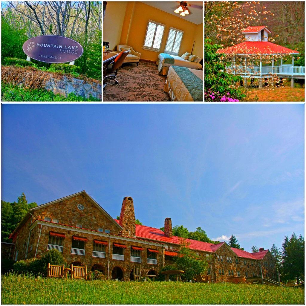 Mtn Lake Lodge Collage