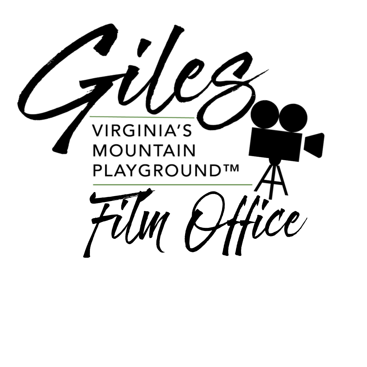 Giles County Film Office Logo
