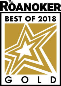 Best of Roanoke, Gold Award
