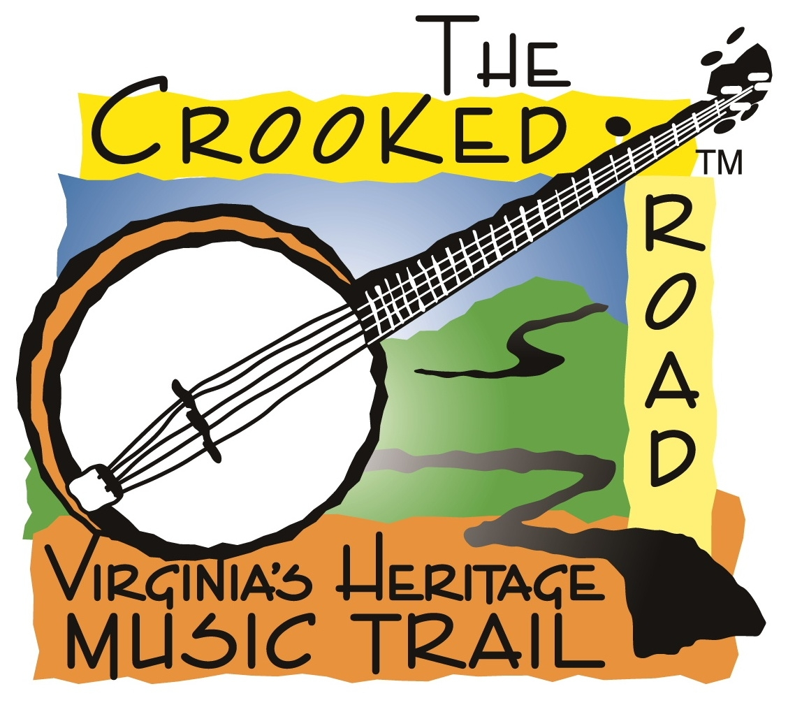 crooked road logo color rgb