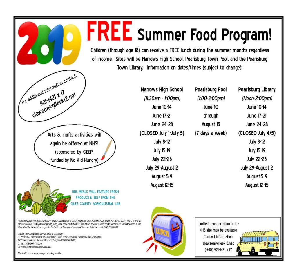 82377f804 ... the planning and implementation of the kickoff, Summer Food Service  Program and supporting the efforts to feed children when school is not in  session!
