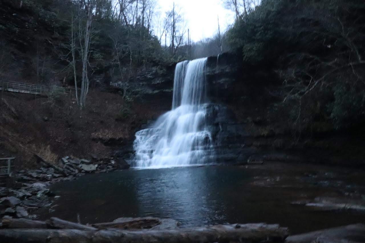 natural waterfall Cascades