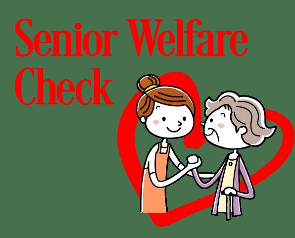 Senior Welfare Check