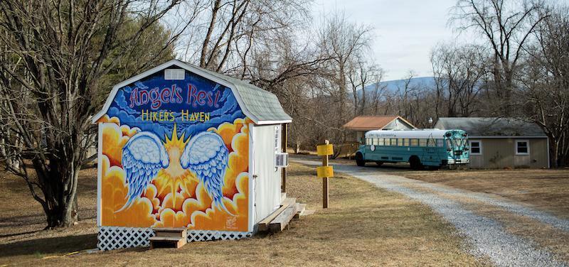 Angel's Rest Hikers Haven
