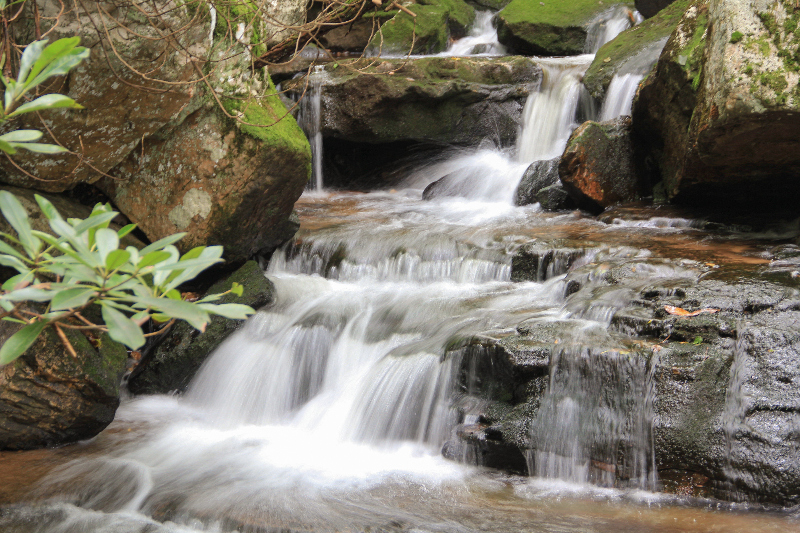Mill Creek, in Narrows, VA