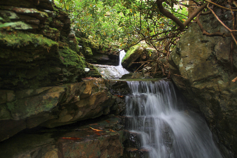 Mill Creek, in Giles County, VA