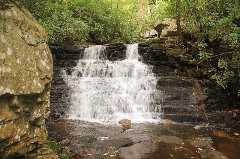 Waterfall at Mill Creek
